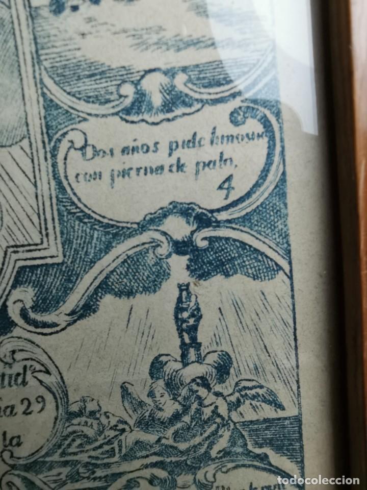 Arte: GRABADO ORIGINAL exvoto curacion virgen del pilar sucedio en calanda año 1640-ALCAÑIZ-SIGLO XIX - Foto 50 - 222052731