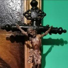 Arte: CRISTO EN LA CRUZ.. Lote 222070327