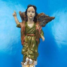 Art: ESCULTURA FIGURA RELIGIOSA ANGEL REGALO CAJAMURCIA NUEVO A ESTRENAR. Lote 223924178