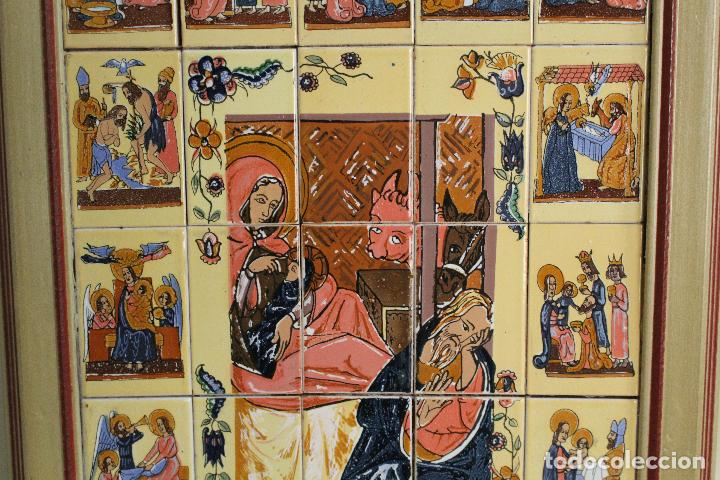 Arte: mural de ceramica de belen - Foto 2 - 244629855