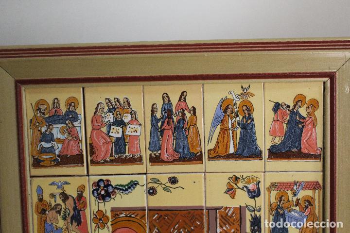 Arte: mural de ceramica de belen - Foto 3 - 244629855