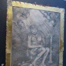 Arte: HIGUERA LA REAL HUELVA JESUS DE LA HUMILDAD GRABADO SIGLO XVIII 15 X 20 CMTS. Lote 225183645