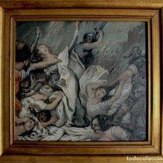 Arte: BUENA PINTURA RELIGIOSA. Lote 225239805