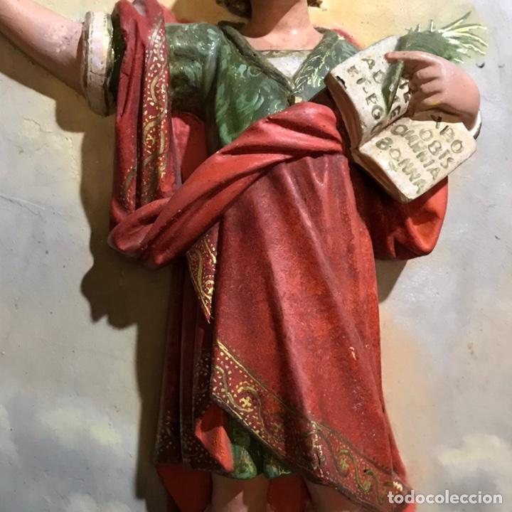 Arte: Antiguo San Pancracio. Estuco. 1900 - Foto 4 - 226960975