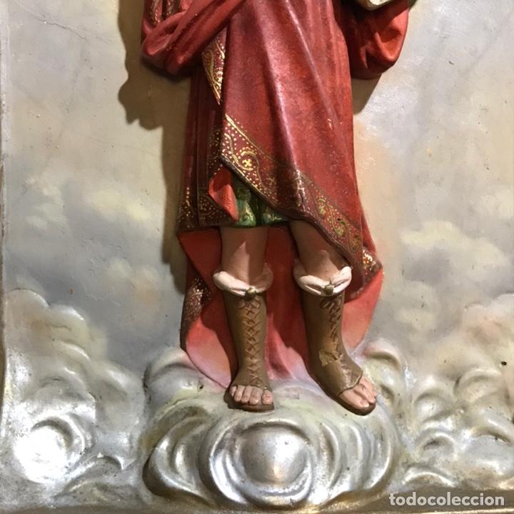 Arte: Antiguo San Pancracio. Estuco. 1900 - Foto 5 - 226960975