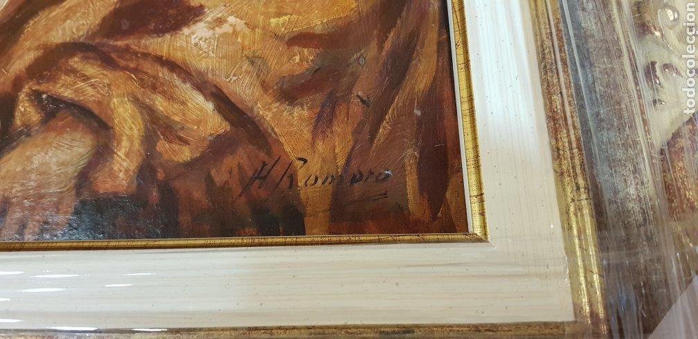 Arte: Oleo sobre cobre - Foto 3 - 229756935