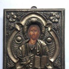 Arte: ANTIGUO ICONO - ARTE RELIGIOSO. Lote 231964945
