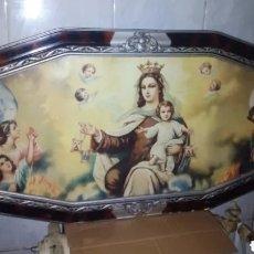 Arte: CUADRO RELIGIOSO, GRANDE, ANTIGUO.. Lote 232306670