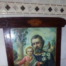 Arte: CUADRO RELIGIOSO, ANTIGUO.. Lote 232307485