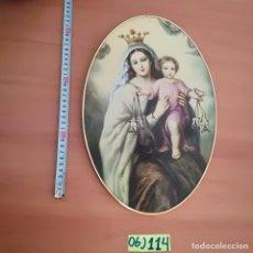 Arte: CUADRO RELIGIOSO. Lote 233253690