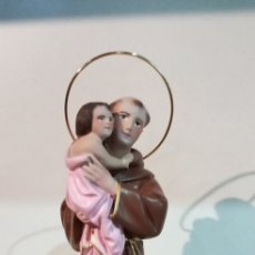 Arte: ***SAN ANTONIO DE PADUA.***FIGURA RELIGIOSA.***. Lote 233486925