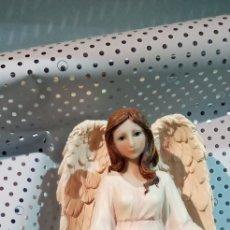 Arte: ANGEL DE LA GUARDA.FIGURA MUY BONITA.PROTECCIÓN DEL HOGAR,LA FAMILIA Y LOS NIÑOS.. Lote 234276820