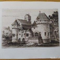 Arte: EXPOSITION MILLENAIRE DE BUDAPEST, PAVILLON ROMAN, MR.ALPAR IGNATX, 1896 6. Lote 234565510