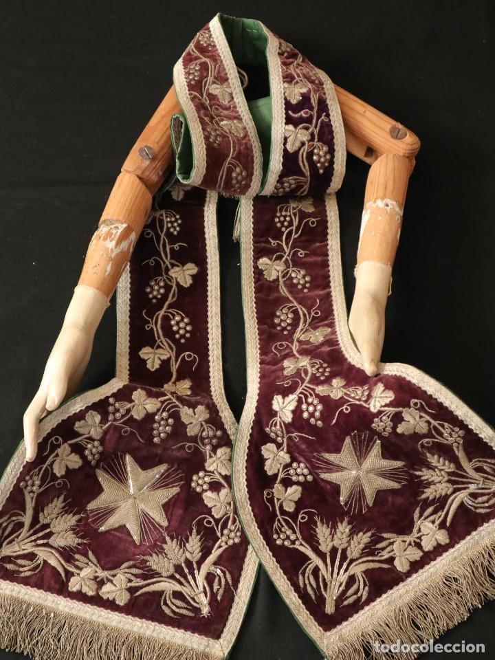 Arte: Brazos y manos de tamaño natural para imagen vestidera o cap i pota. Siglo XVIII. - Foto 28 - 235361650