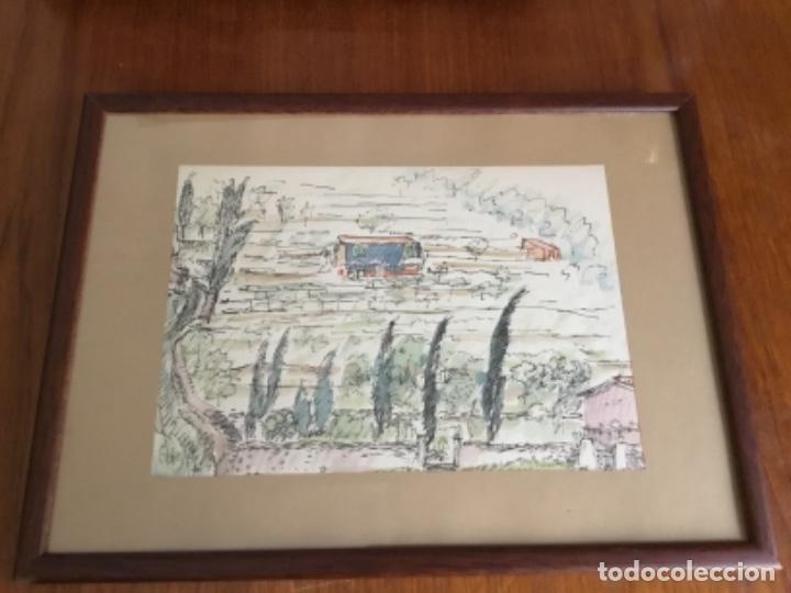 ACUARELA - JOAN ABELLO I PRATS (Arte - Arte Religioso - Pintura Religiosa - Acuarela)