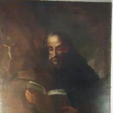 Arte: SAN FRANCISCO. ESCUELA ESPAÑOLA. BARROCO. SIGLO XVII-XVIII.. Lote 236128175