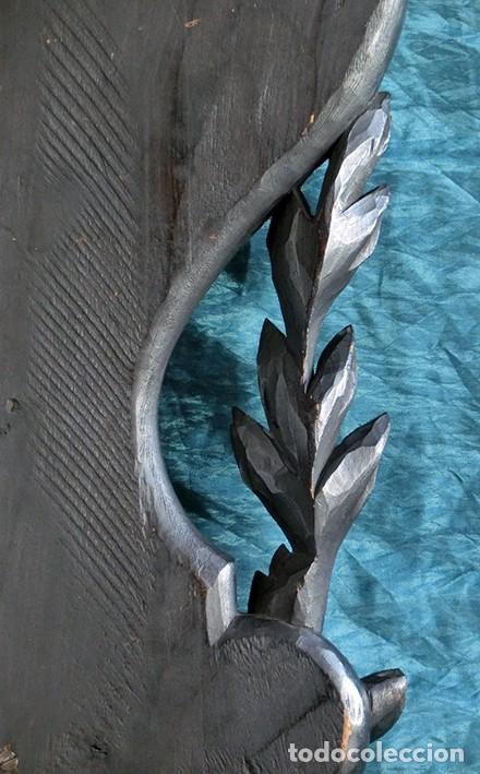 Arte: ANTIGUO Y EXTRAORDINARIO CRISTO DE MARFIL - CORNUCOPIA ESTILO LUIS XV - CONJUNTO ESCULTÓRICO - Foto 21 - 236156040