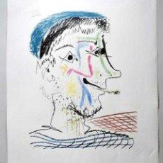 Arte: DESPUÉS DE PICASSO - LITOGRAFIA. Lote 236179625