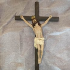 Arte: JESUCRISTO EN LA CRUZ EL ARTE CRISTIANO. Lote 237704790