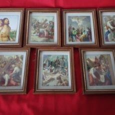 Art: ANTIGUOS ICONOS RELIGIOSOS. Lote 237712485