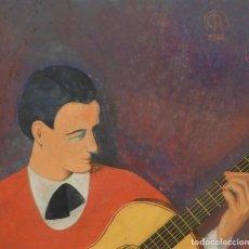 Arte: GUACHE DE LUIS POLO. Lote 238114835