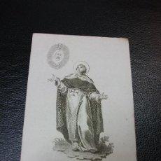 Arte: SIGLO XIX GRABADO DE EL BEATO SIMON DE ROXAS ROJAS - RELIGION. Lote 239683010
