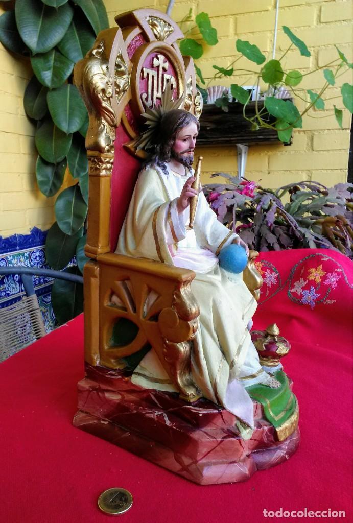 Arte: Capilla antigua con figura del Corazón de Jesús - Foto 10 - 240102360