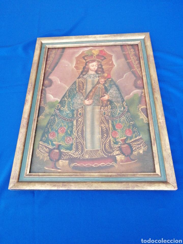 VIRGEN CON NIÑO (Arte - Arte Religioso - Pintura Religiosa - Otros)