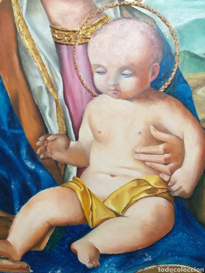 CUADRO (Arte - Arte Religioso - Pintura Religiosa - Otros)