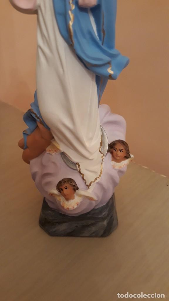 Arte: Virgen Inmaculada (26cm) - Foto 3 - 241761980
