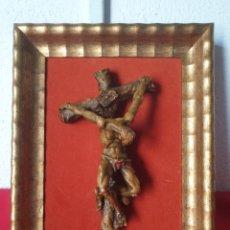 Arte: ANTIGUO CUADRO MOTIVO RELIGIOSO. Lote 244022915
