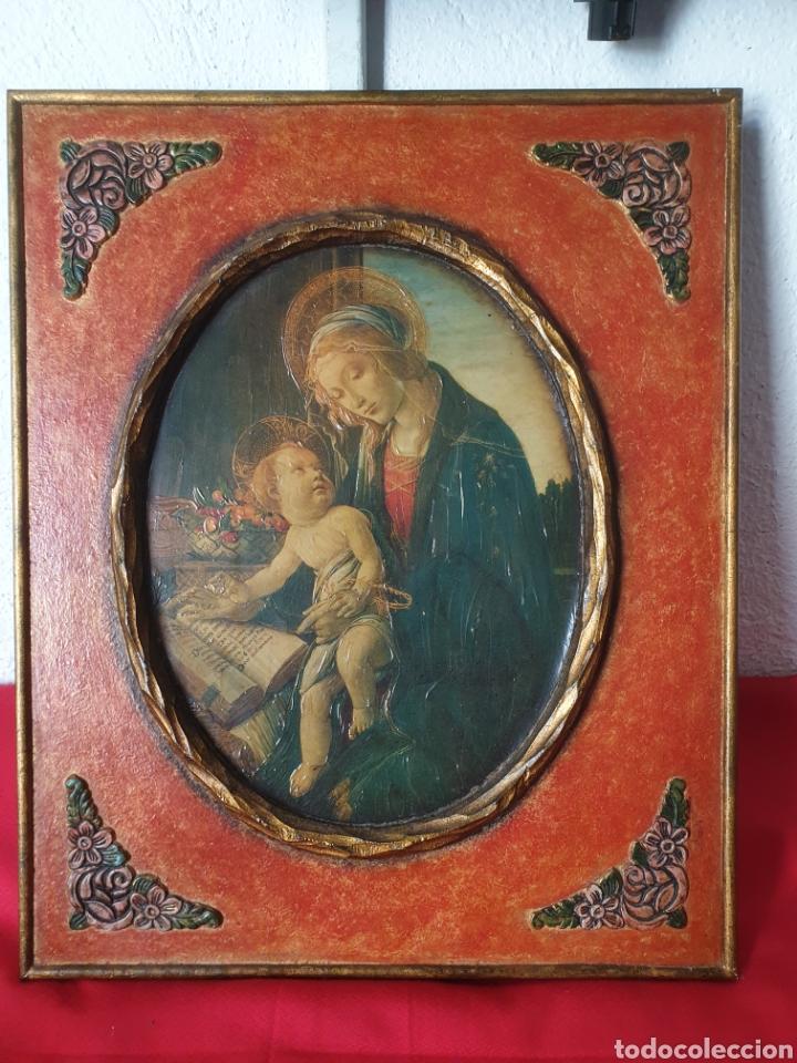ANTIGUO RETABLO LGLESIA (Arte - Arte Religioso - Retablos)
