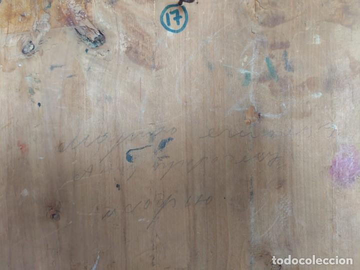 Arte: ICONO RUSO DE LA VIRGEN DE LA ALEGRIA DE TODOS LO QUE LLORAN SIGLO XIX - Foto 23 - 244516730