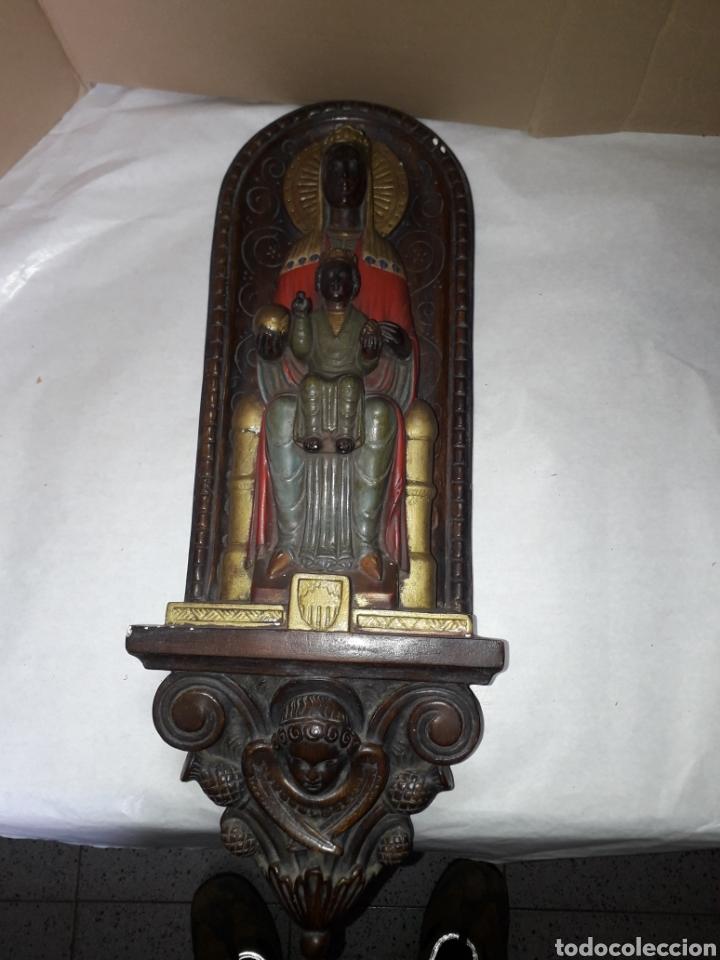 Arte: Altar Virgen de Montserrat S..XIX - Foto 7 - 245120185