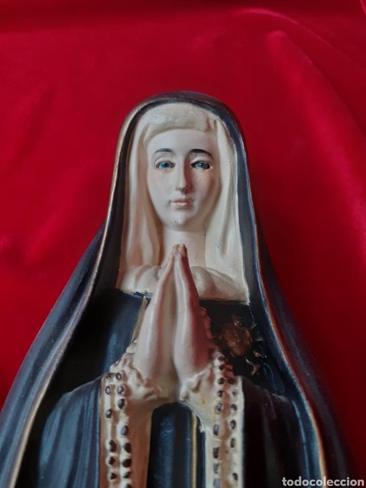 Arte: Virgen de Unbe Olot 38 - Foto 2 - 246038590