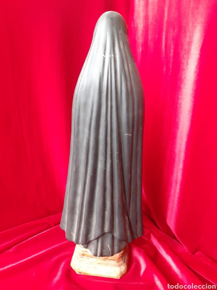 Arte: Virgen de Unbe Olot 38 - Foto 4 - 246038590