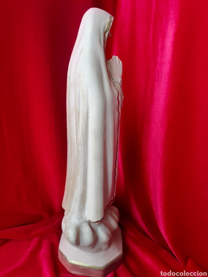 Arte: Fatima de olot 37 cm - Foto 5 - 246039585