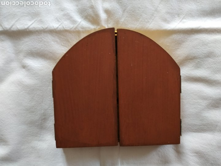 Arte: Tríptico madera y pintura. - Foto 2 - 246279675