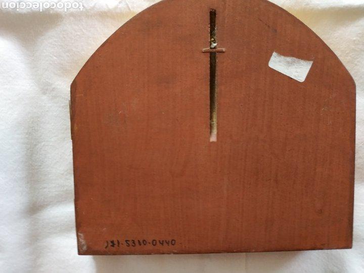 Arte: Tríptico madera y pintura. - Foto 3 - 246279675