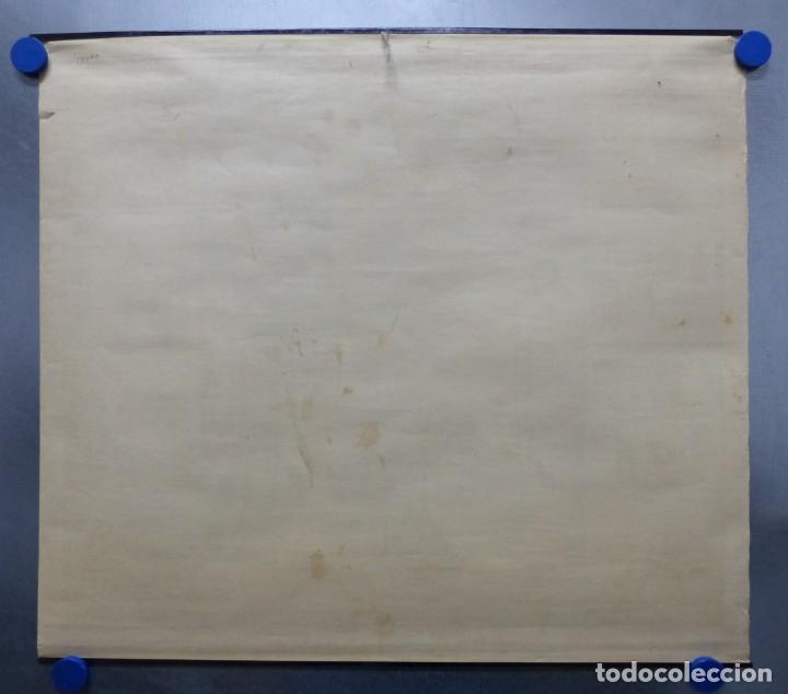 Arte: 10 LAMINAS MURALES DE HISTORIA SAGRADA, ED. SEIX BARRAL, AÑOS 1950 - VER FOTOS ADICIONALES - Foto 20 - 246644880