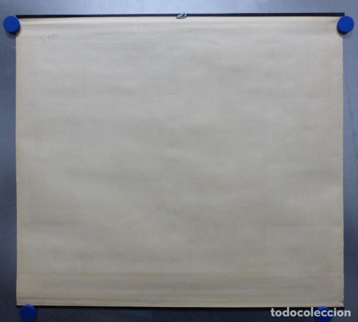 Arte: 10 LAMINAS MURALES DE HISTORIA SAGRADA, ED. SEIX BARRAL, AÑOS 1950 - VER FOTOS ADICIONALES - Foto 35 - 246644880