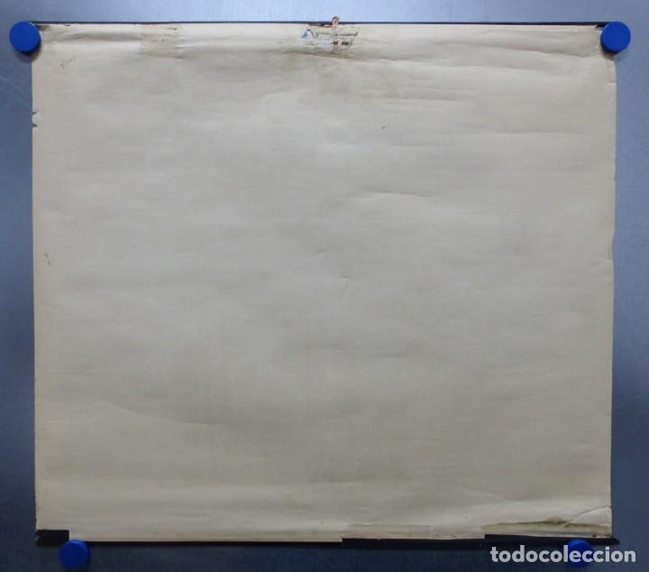 Arte: 10 LAMINAS MURALES DE HISTORIA SAGRADA, ED. SEIX BARRAL, AÑOS 1950 - VER FOTOS ADICIONALES - Foto 53 - 246644880