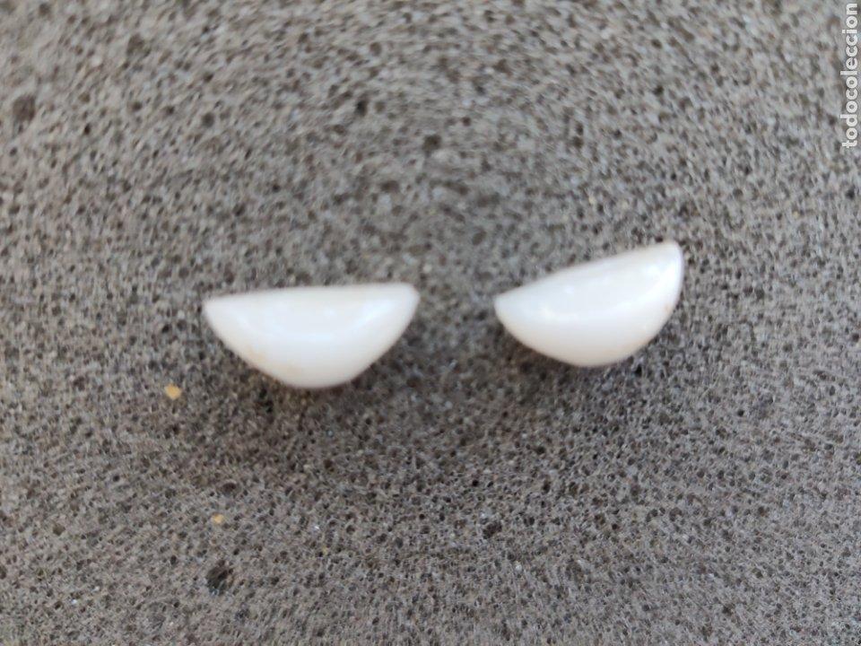 Arte: Ojos antiguos de cristal macizo - Foto 2 - 247269050