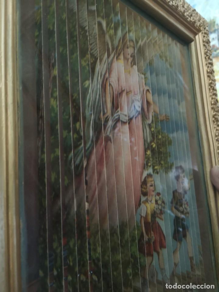 Arte: Triptico María, Angeles y niños, angeles - Foto 3 - 248118710