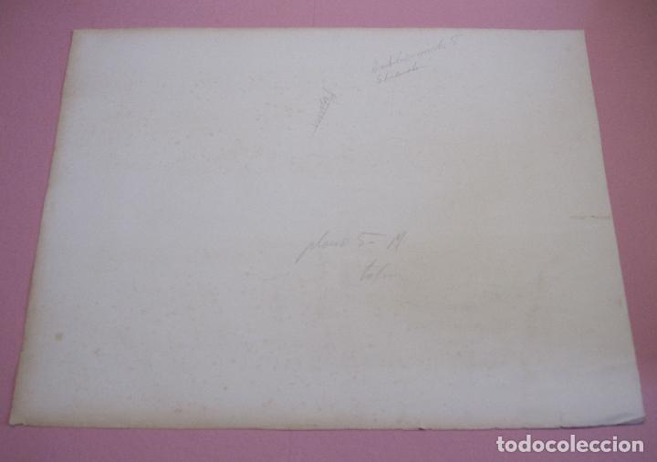 Arte: SAN ANTONIO DE PADUA. LITOGRAFIA TURGIS, PARIS. SIGLO XIX. IMAGEN 43 X 31,5 CM. PAPEL 55,5 X 41,5 CM - Foto 6 - 253803900