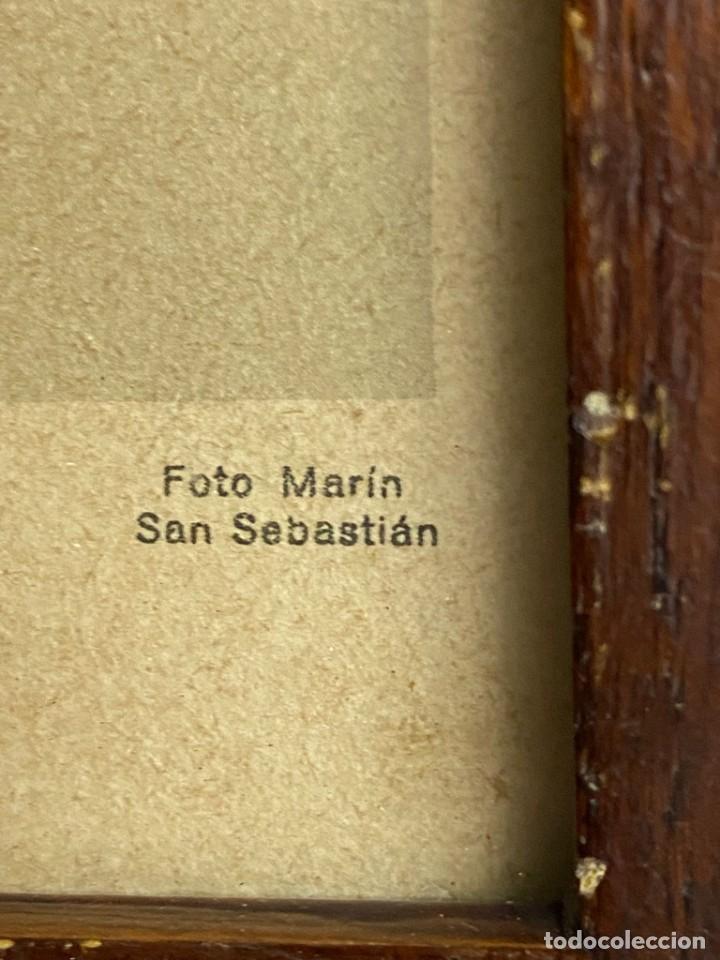 Arte: CUADRO ANTIGUO DE JOSE ANTONIO (FALANGE) - Foto 3 - 254496080