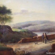 Arte: TABLA HOLANDESA DEL SIGLO XVIII. Lote 254823455