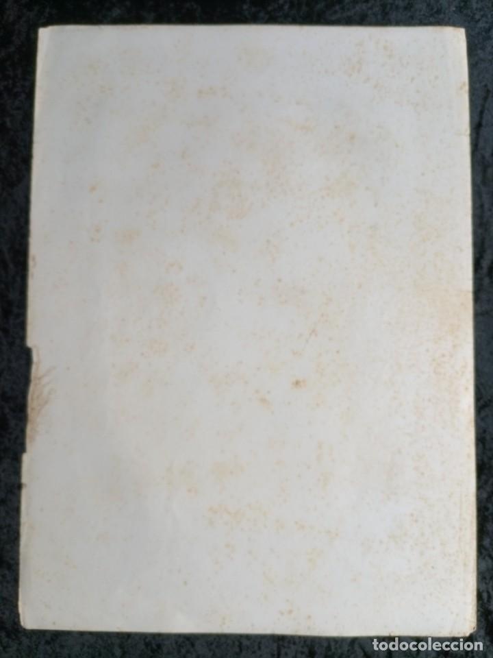 Arte: GRABADO LITOGRAFICO SAN JACINTO CONFESOR - PREDICADORES - POLONIA - circa 1825 - 43,5x32cm - Foto 5 - 254876805