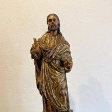 Arte: CRISTO BENDICIENDO, SIGLO XVI. Lote 257671080