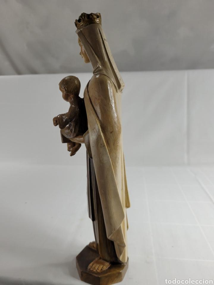 Arte: Virgen Con Niño por casa Dimosa (Olot) - Foto 9 - 258159275